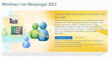 windows live messinger 2011