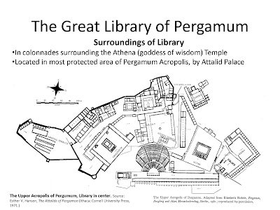 The Desert Fathers Pergamum Turkey Hellenistic Library