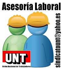 Asesoría Laboral gratuita (convenio del FSMM con el sindicato UNT para todos los vecinos de Madrid)