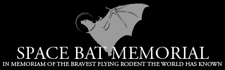 Space Bat Memorial