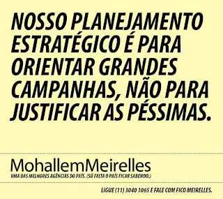 28793 Mohallem Meirelles | Melhor agência do País