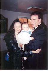 Brian, Me & Chailyn as a baby
