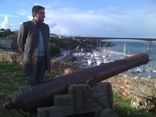 martin exposito en ribadeo vistas del puerto