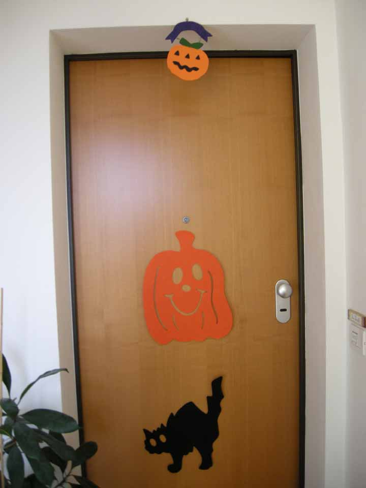 Scrapperita la mia casa addobbata per halloween for Trova i progetti per la mia casa