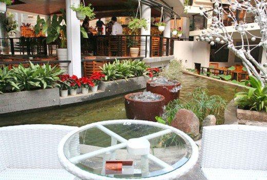 Cafe Sân Vườn Quận Tân Bình hcm