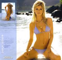 Marisa Miller 2009 Calendar