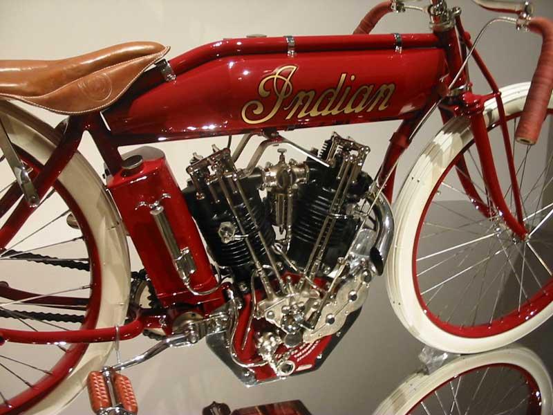 Fita De Asfalto Silver Indian Racer