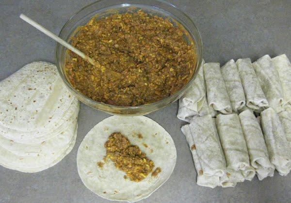 how to make a burrito like barburrito