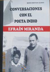 Conversaciones con Efraín Miranda. Interesante