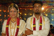 Rambha Marriage Photos