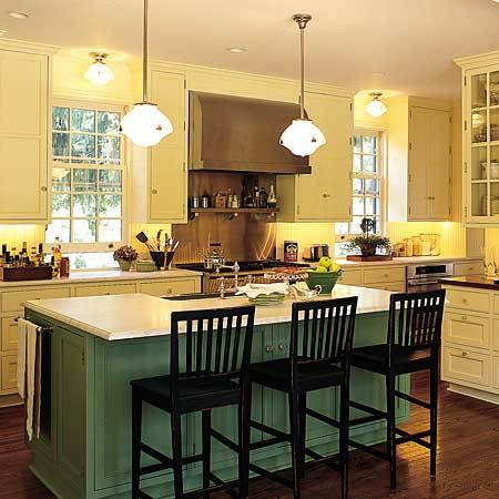 Kitchen Island Options