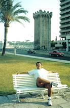 Eu, em Palma de Mallorca - Espanha