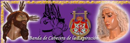 Banda de Cabecera Santísimo Cristo de la Expiración