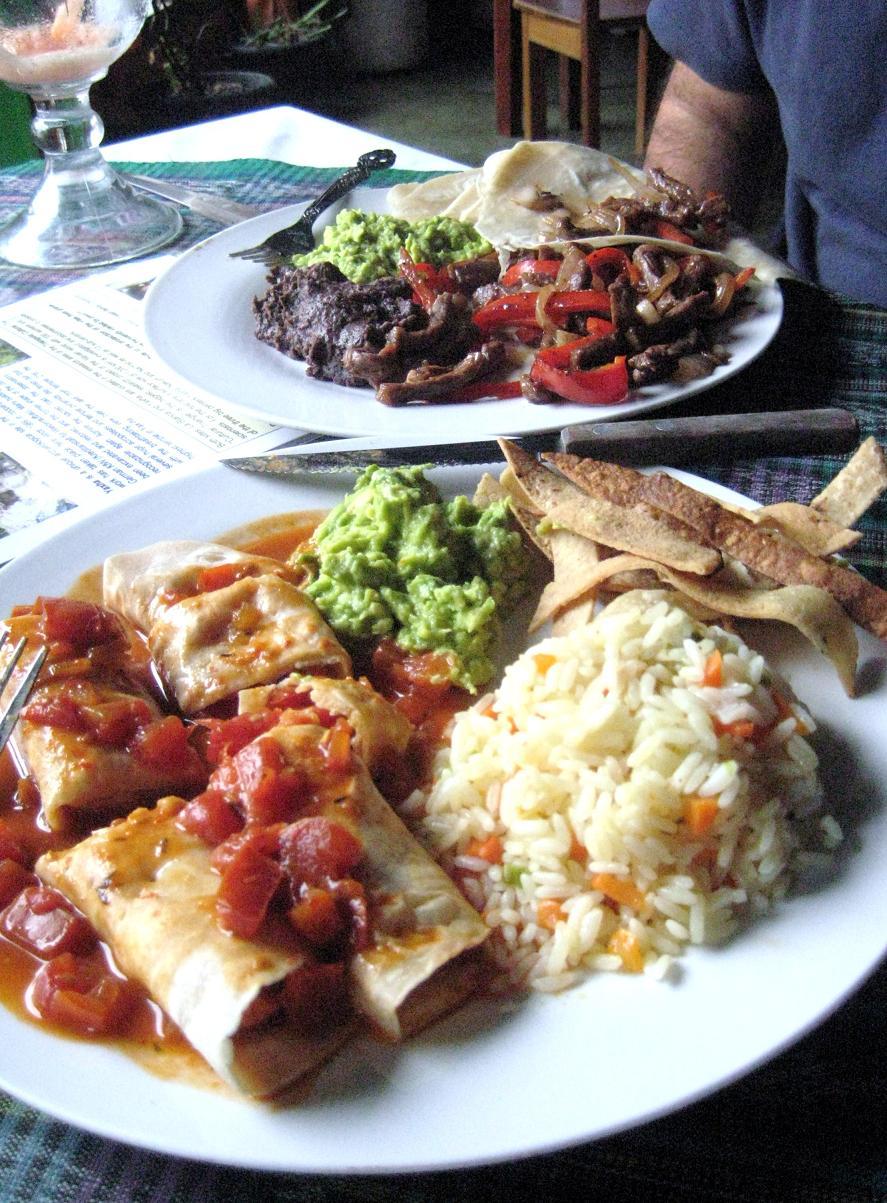 Away we go food in guatemala for Cuisine 2 go