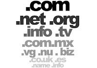dominio propio .com en blogger