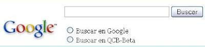 buscador google blogger