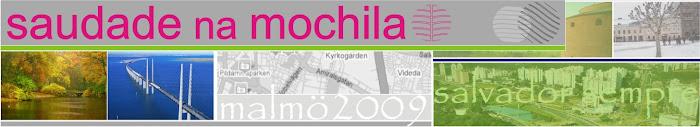 Saudade na Mochila