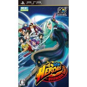 PSP NeoGeo Heroes Ultimate Shooting MU FIX