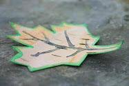 Birch Bark Leaves - Part 2