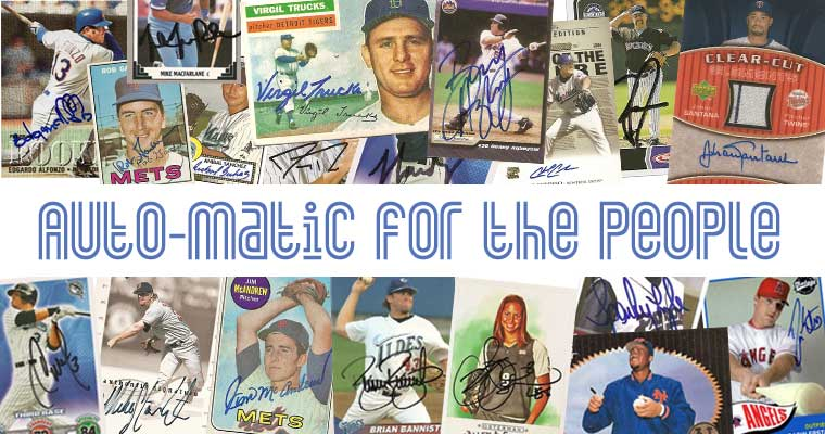 Auto-Matic for the People