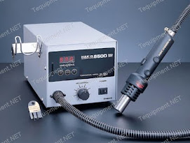 SMD REWORK SYSTEM, HOT AIR, DIGITAL 850D-01