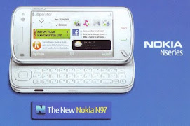 THE NEW NOKIA N97