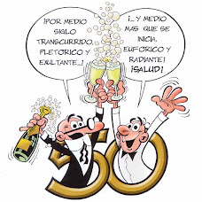 MORTADELO  Y  FILEMON (Tres generaciones.)