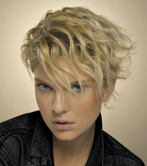 Short Hairstyle Colors