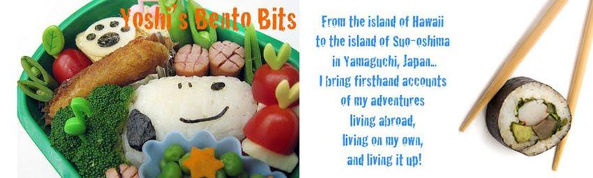 Yoshi's Bento Bits