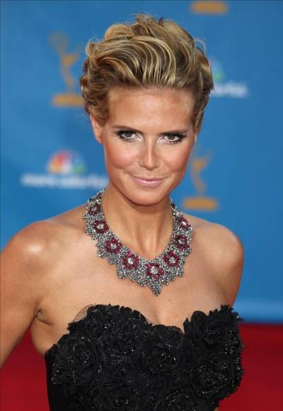 heidi klum youngest daughter. Model Heidi Klum has taken