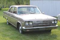 1966 Rambler Classic 660