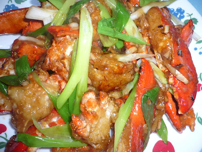 how to cook lobster tails chinese style