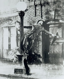 """I""m singing in the rain"""