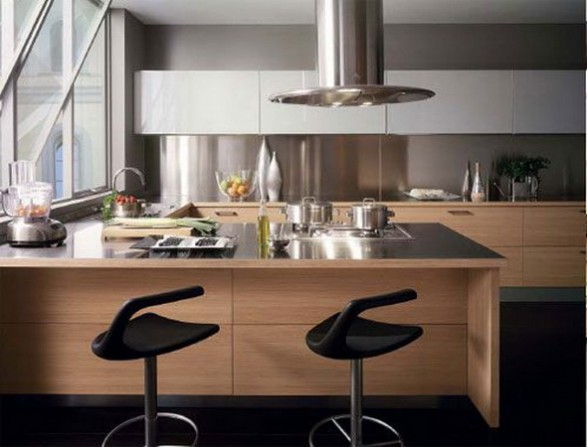 Places of decor the scavolini kitchens mood for homes for Scavolini kitchens