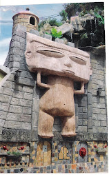 """¡la """"venus de tacarigua""""...en el c.c. piedra pintada en guacara"""