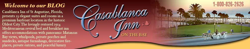 Casablanca Inn newsBLOG