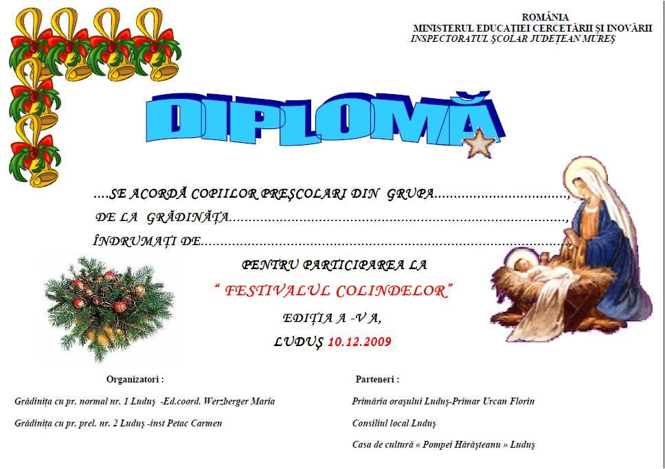 Diplome Festivaluri De Dansuri