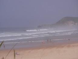 Las olas son la poesía del verano