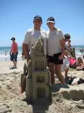 Dig it! Sandcastles