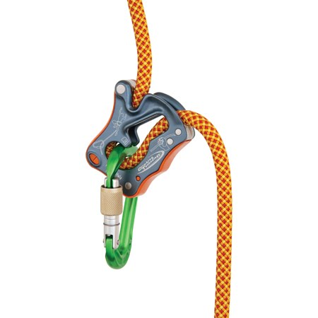 Liberty Mountain Climbing: Click-Up Belay Device on The ...