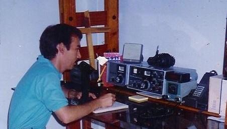 MI ESTACION EN 1984