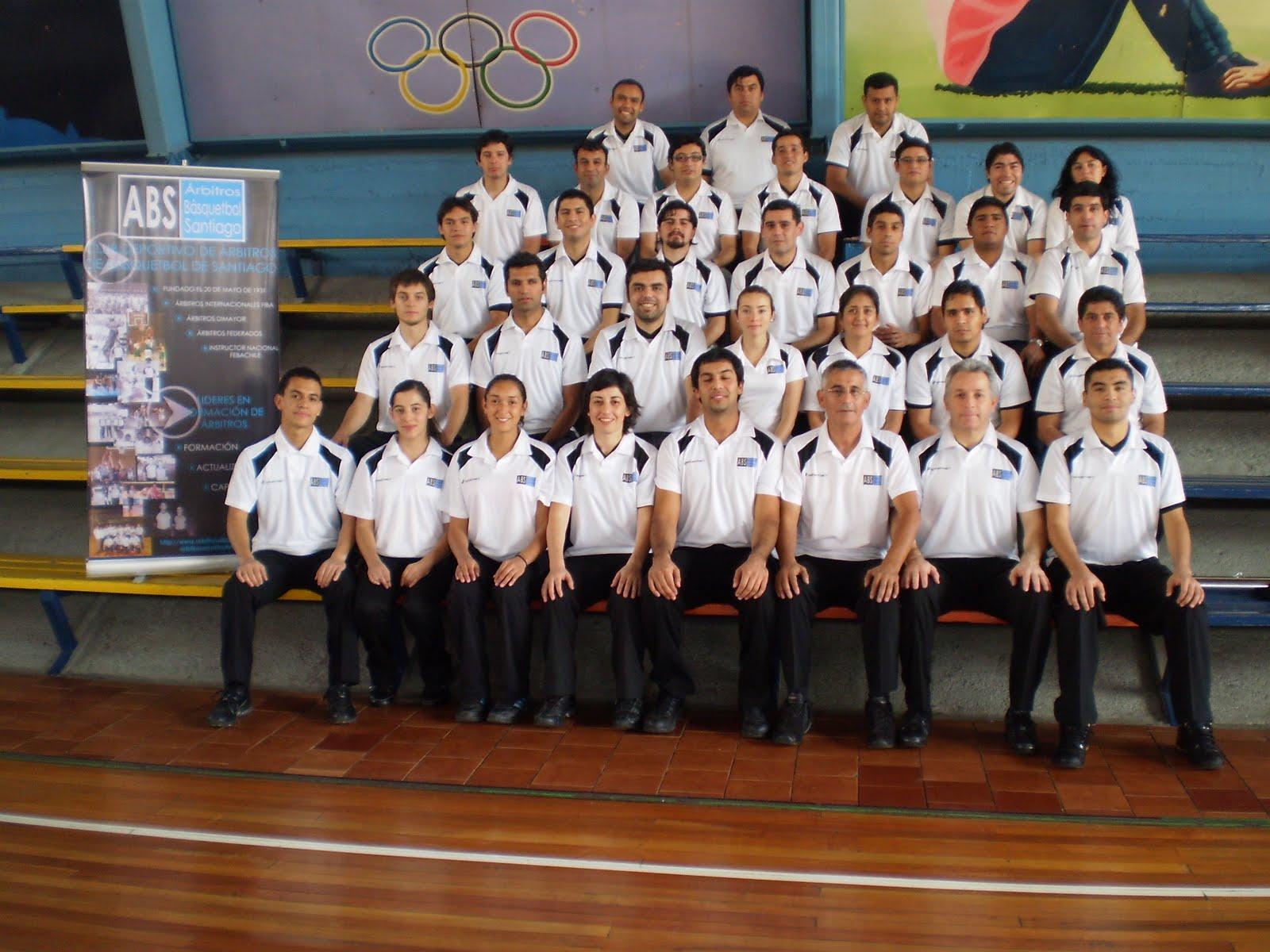 Club deportivo de rbitros de b squetbol de santiago - Proyecto club deportivo ...