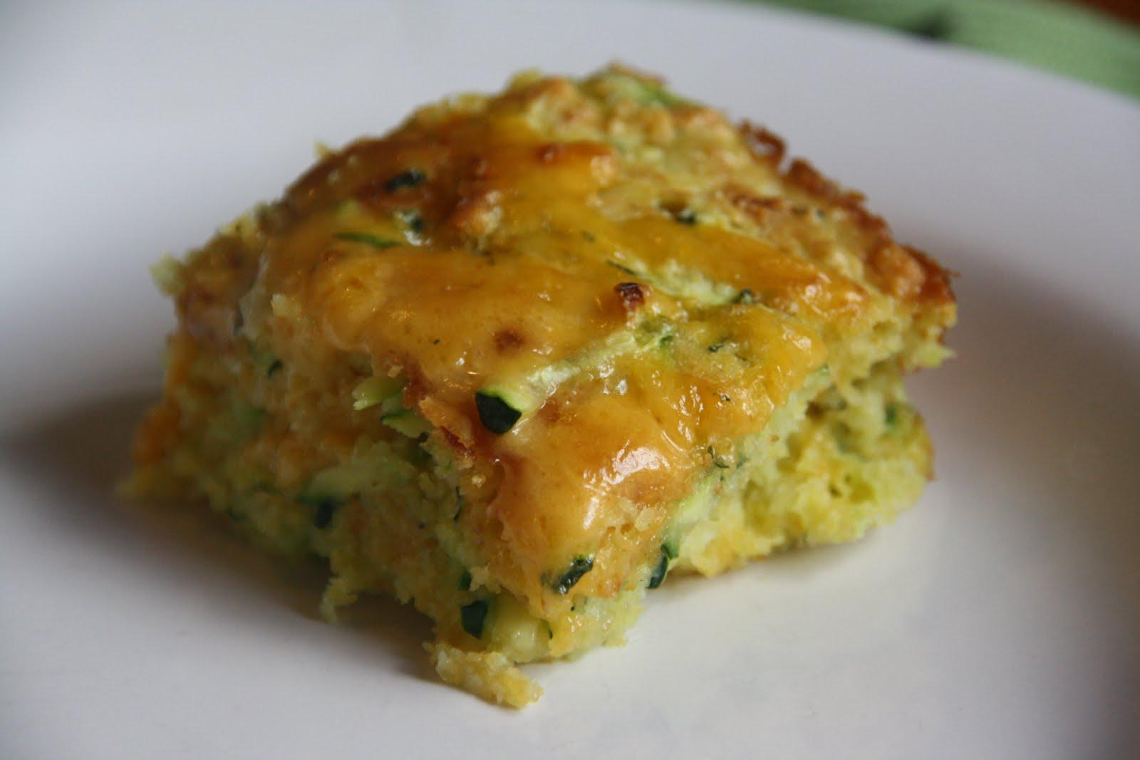 Making house a home: Zucchini Cornbread Casserole