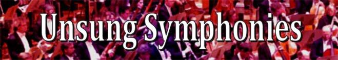 Unsung Symphonies