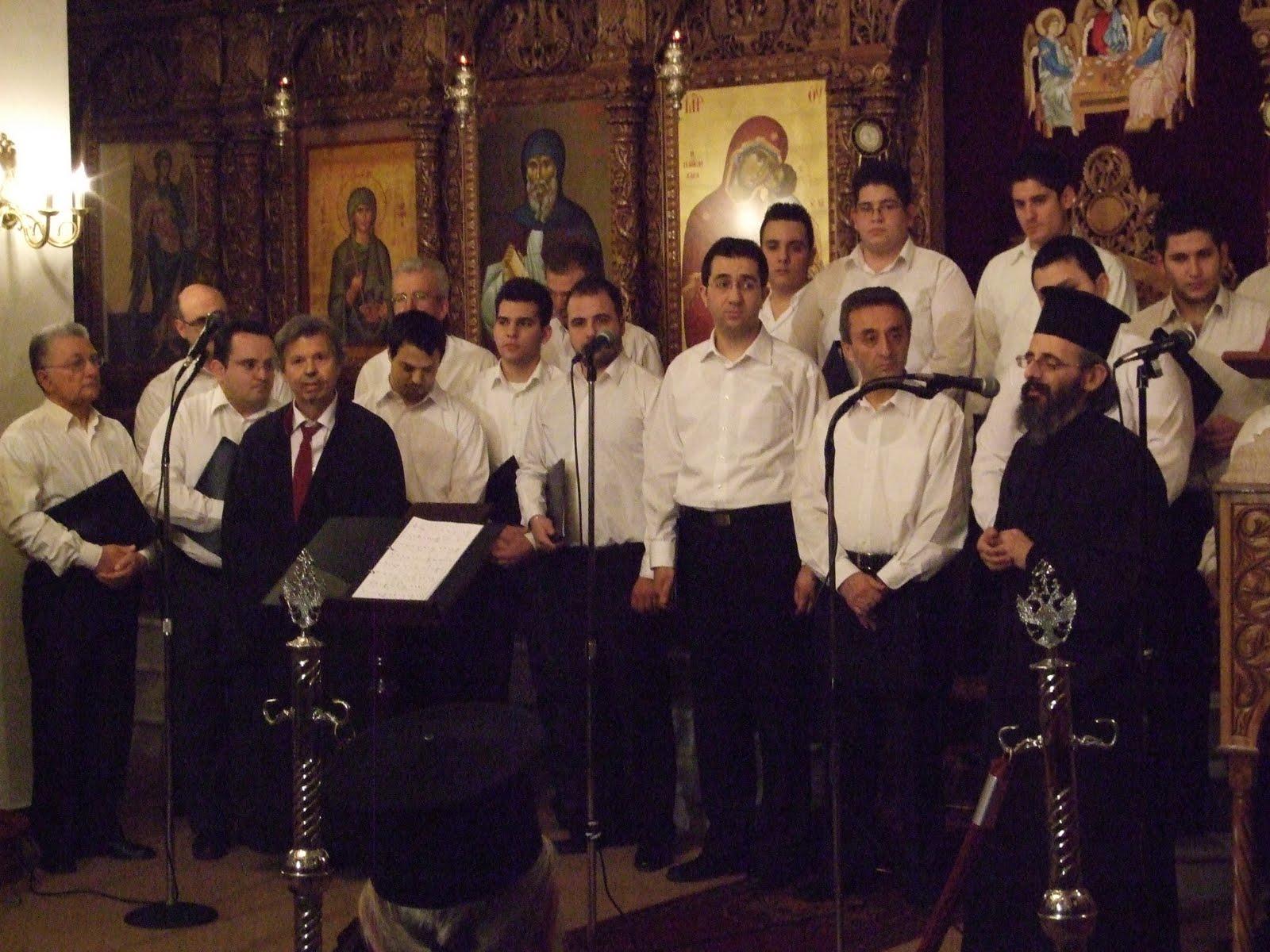 """Εορταστική εκδήλωση με τον """"Βυζαντινό Χορό Αγρινίου"""" και ομιλία απο τον Αρχιμανδρίτη π.Παύλο Ντανά,"""