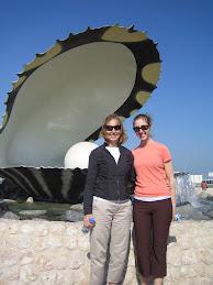 Anna & Me at the Corniche