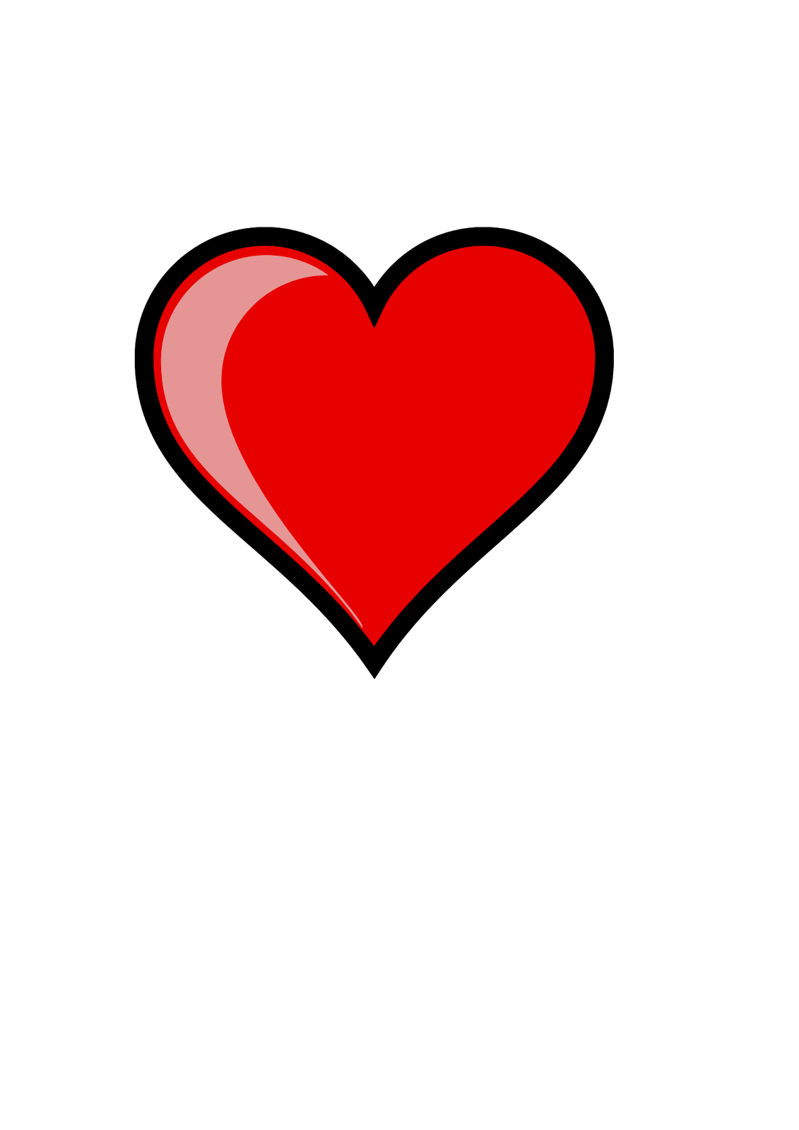 "2013 Valentine Card, E-Cards 2013: Free "" Valentine's Day Clip Art """