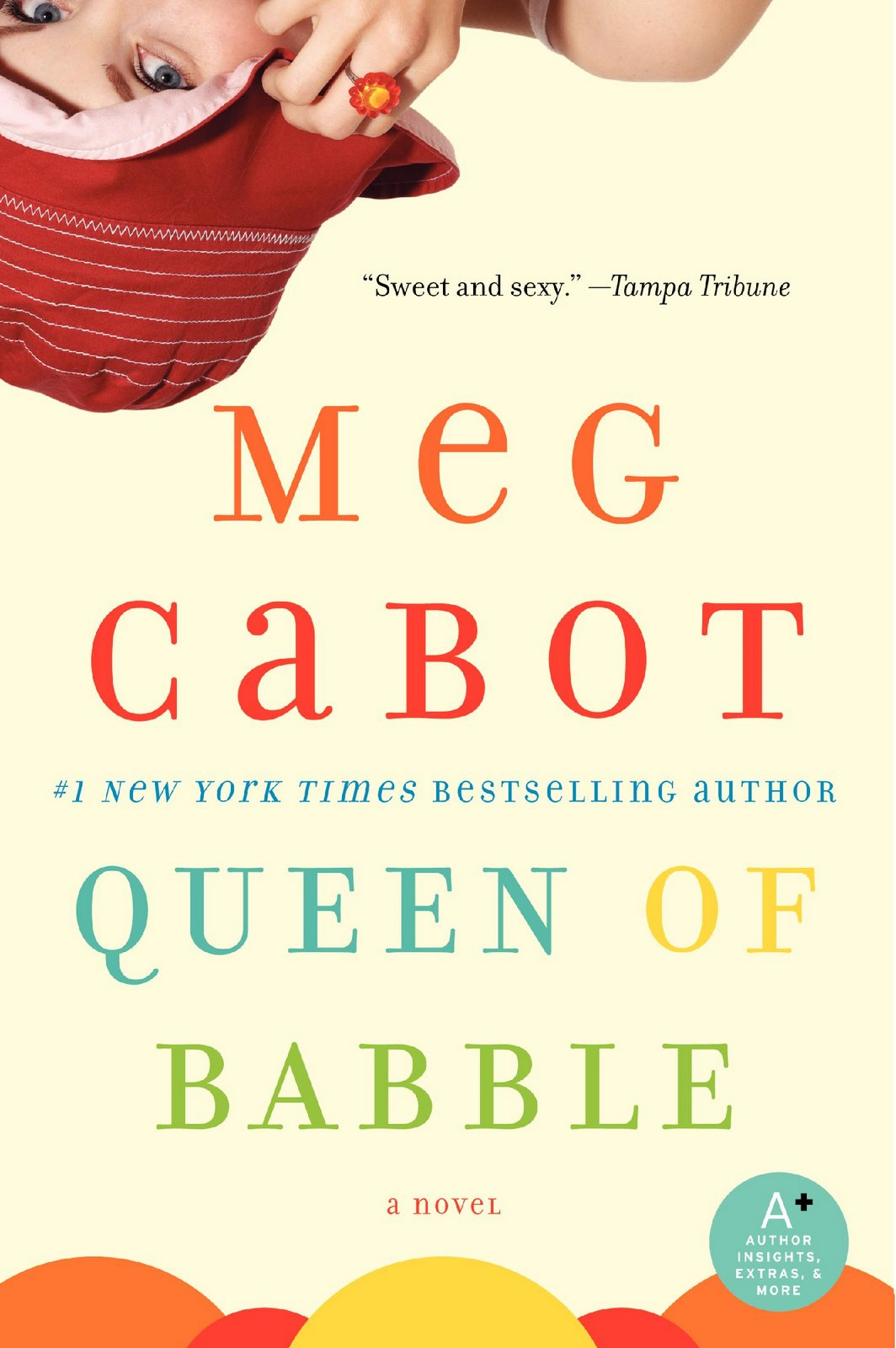 Creative Book Cover Queen : Free ebooks queen of babble by meg cabot