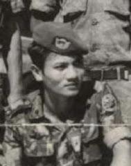 Thiếu Úy Nguyễn Văn Tùng