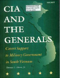 CIA AND THE GENERALS
